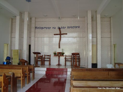 I.E.M.E.L.I.F. Church in Laguna, Philippines